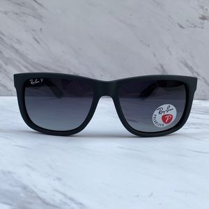 Ray-Ban Justin POLARIZED RB4165 NEW